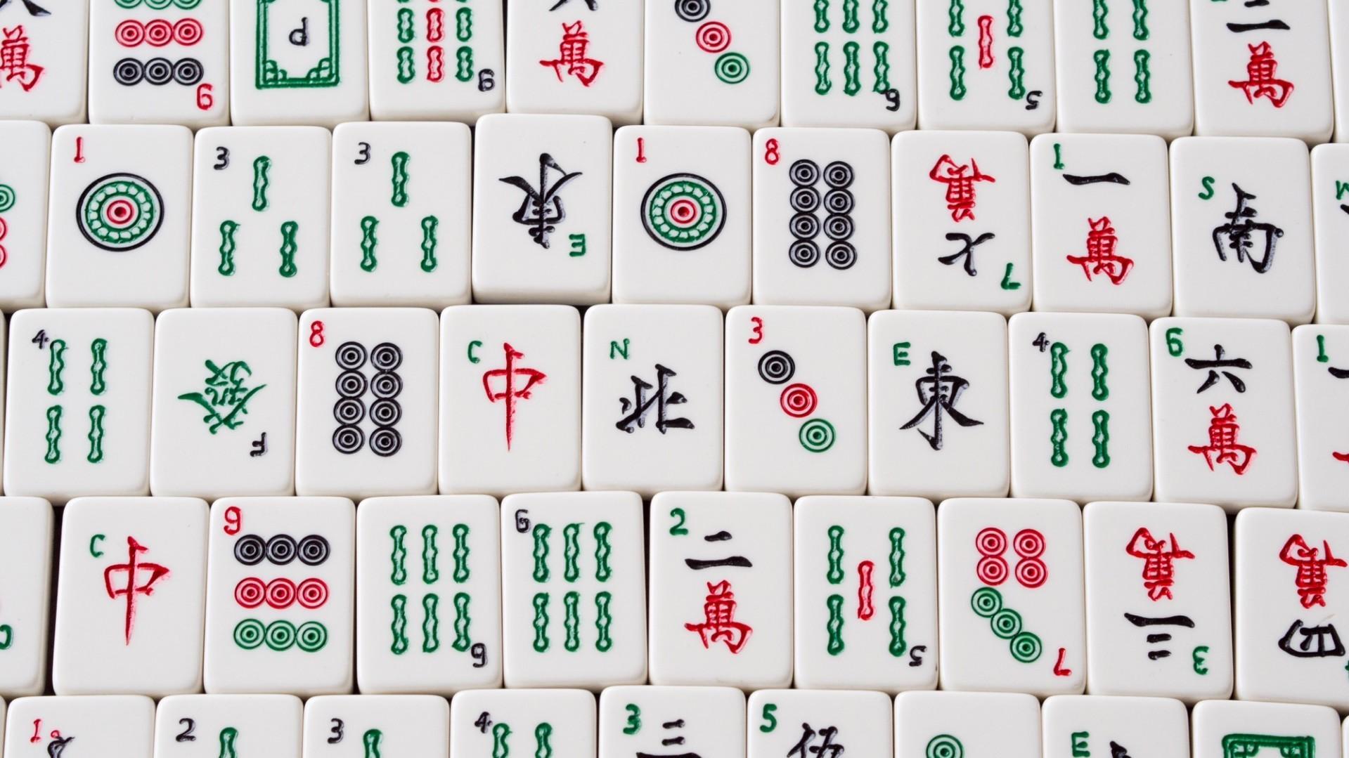 Mahjong-opas